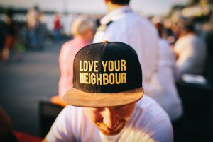 Greater Chicago Church love your neighbor