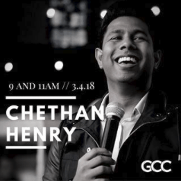 Greater Chicago Church Chethan Henry