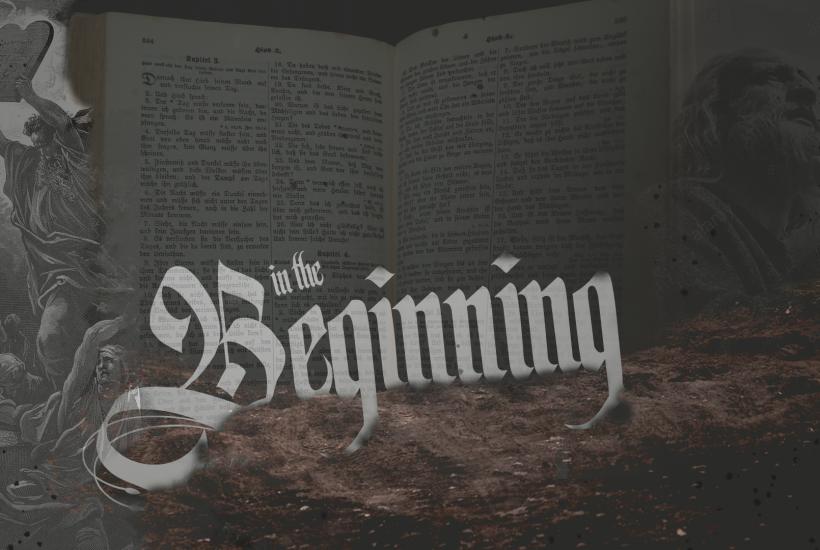 In the Beginning, Pt. 3