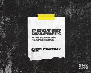 Prayer Practices SM