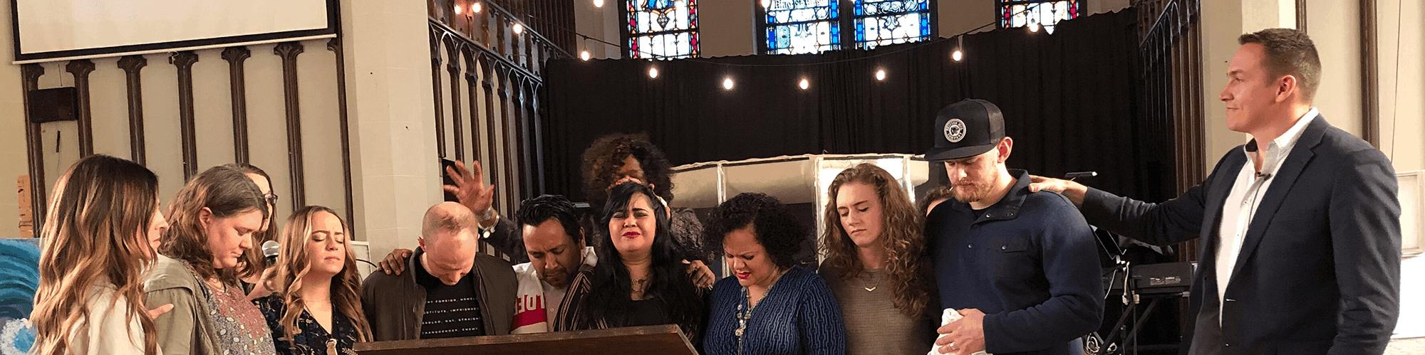 staff prayer Sunday header 19-05