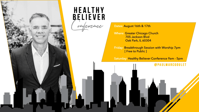 Healthy Believer Conference