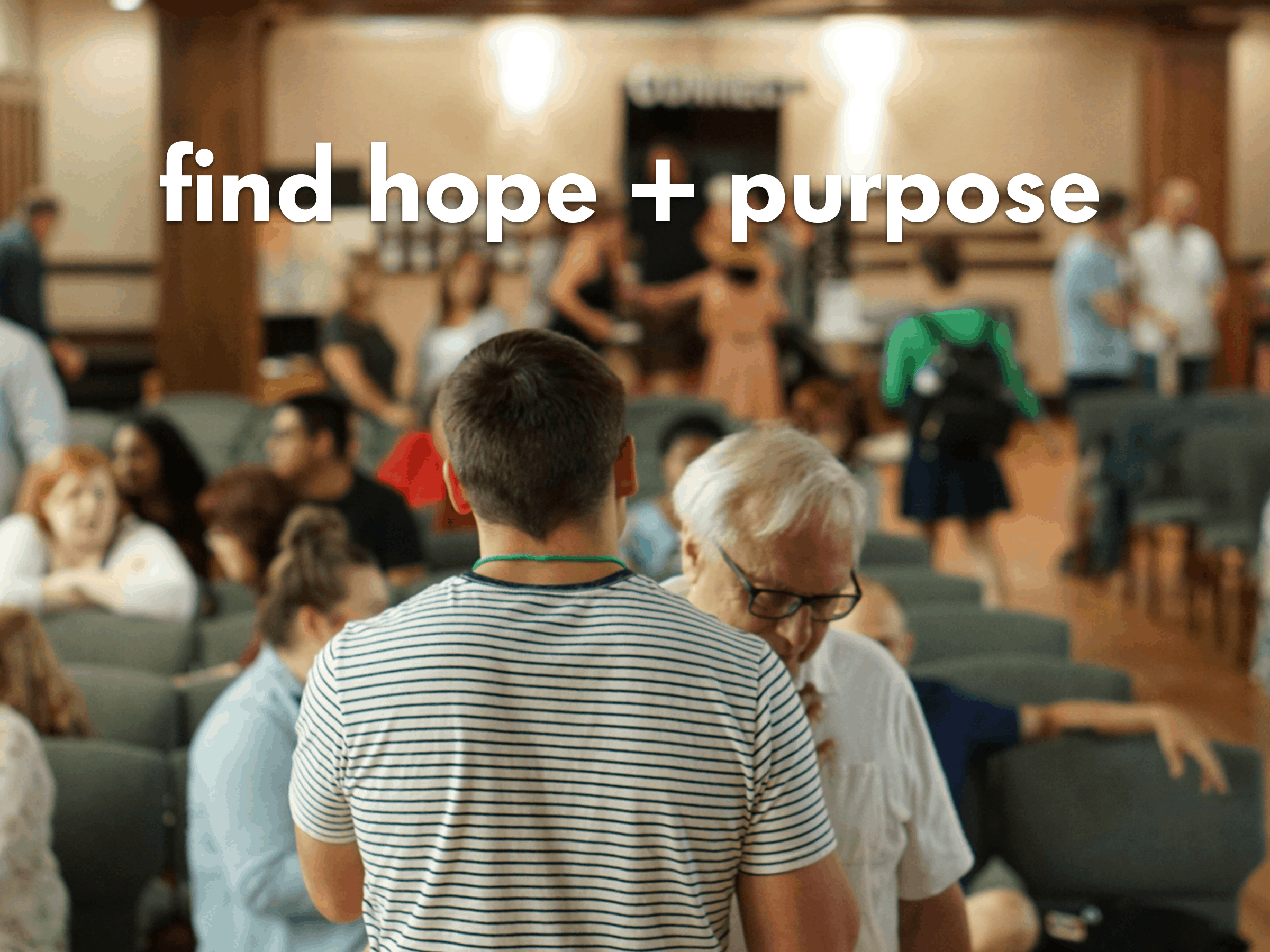 find hope purpose
