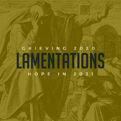 Lamentations, Week 5