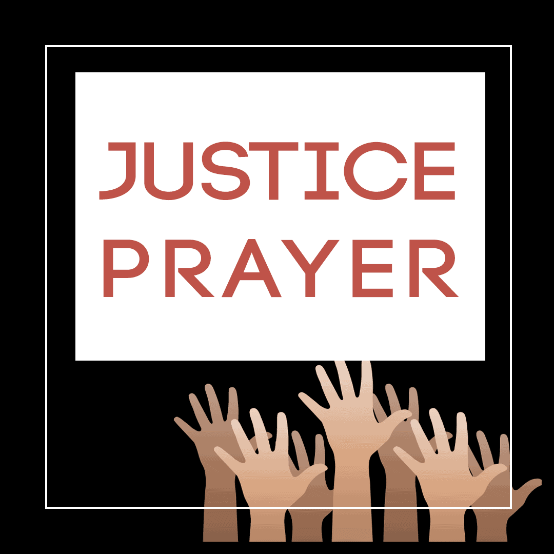 Justice Prayer square