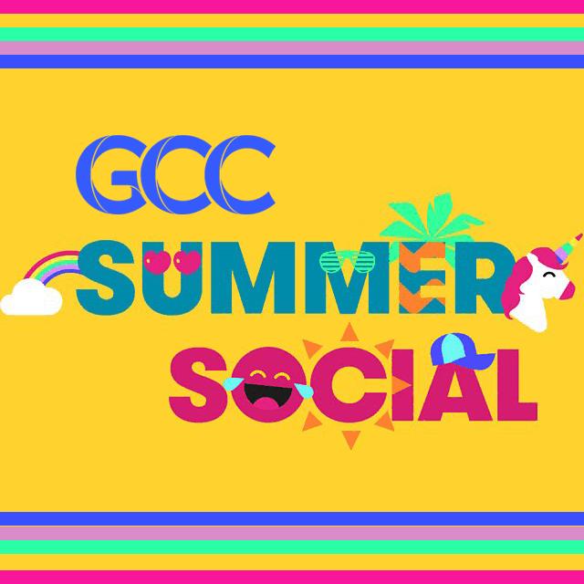 GCC summer social